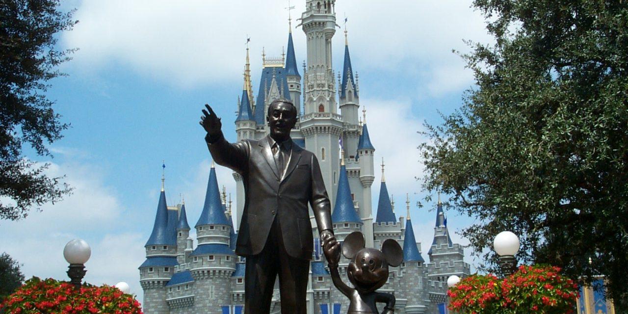 Puslespil med Disney motiver